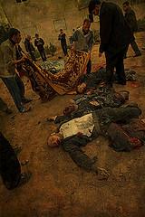 keadaan sebenar dalam serangan ke atas Gaza disember 2008