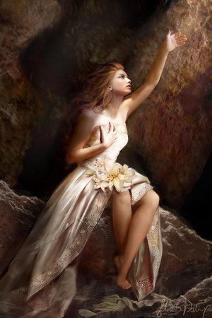 melankolik puteri Psyche