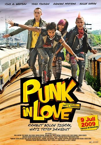 punk itu cinta